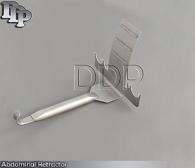 Abdominal Retractor Plastic Surgery Retractor Plastic Surgery Instrument Bst-010