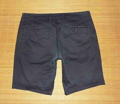 Short g-star bronson chino en coton bleu taille 36 us ou 46/48 fr