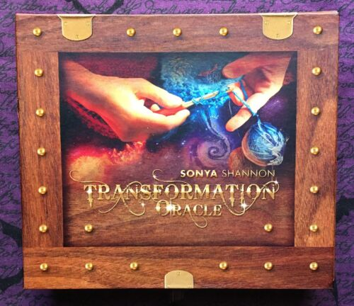 The Transformation Oracle - Sonya Shannon