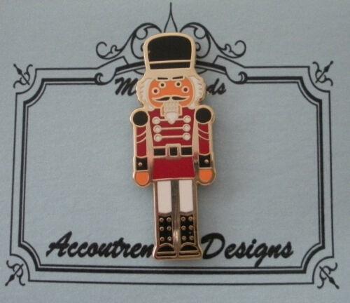 Needle Minder Magnet Nutcracker Christmas Accoutrement Designs Cross Stitch