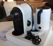 Lavazza espresso coffee maker machine with milk frother NEW Aspley Brisbane North East Preview