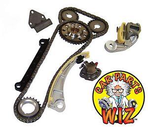 Suzuki Timing Chain Replacement