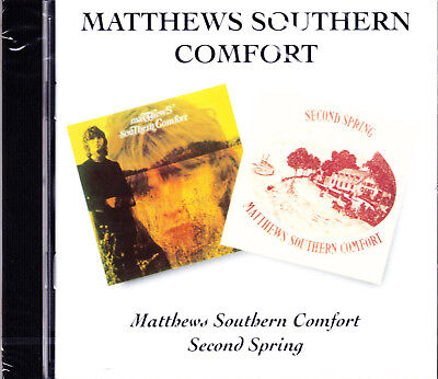 MATTHEWS SOUTHERN COMFORT same/second spring (2 on 1) CD NEU/OVP Sealed ()