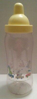 """13"""" Yellow Jumbo Baby Bottle Piggy Bank Bottle Stephen Enterprises Inc. ](Giant Baby Bottle Bank)"""