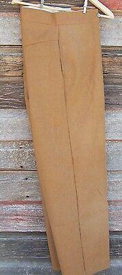 civil war confederate butternut trousers 38