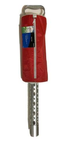 Gear For Golf Practice 75 Ball Shag Bag,  Red