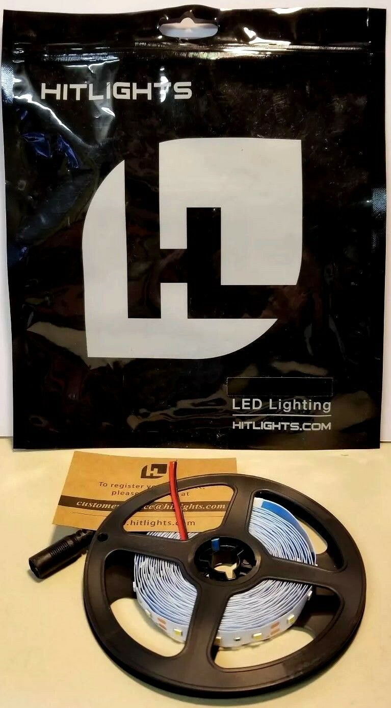 HitLights LED Flexible Lighting Strip Cool Warm White