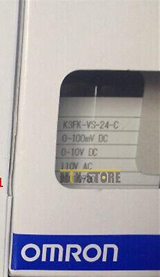 1pcs Brand New Ones Omron K3fk-vs-24-c Current Amplifier