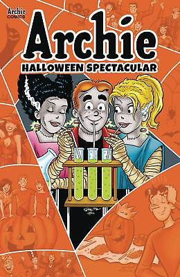ARCHIE HALLOWEEN SPECTACULAR #1 ONE-SHOT FN- 1ST PRINT ARCHIE COMICS 2017