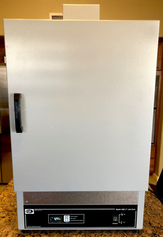 Quincy Lab 40AFE-LT Steel Air Force Oven, Digital Low Temperature, 2.86 cubic ft