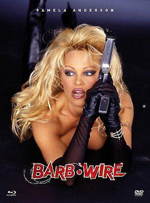 Barb Wire - Unrated / Mediabook # BLU-RAY+DVD-NEU
