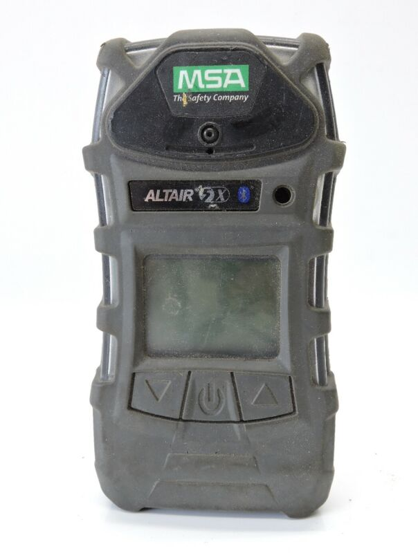 MSA Altair 5X Multi-Gas Monitor Detector with 3 Sensors!