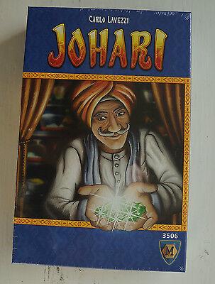 Johari Board Game