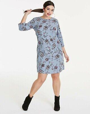 JUNAROSE FLORAL DRESS SIZE 16