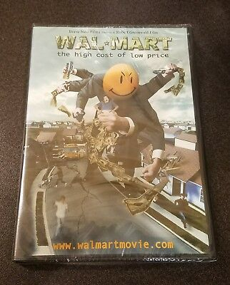 Wal-Mart: The High Cost of Low Price (DVD, 2005) workers documentary film