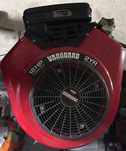 18HP Briggs and Stratton Vanguard V-Twin