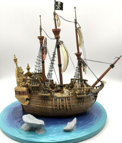 """THE JOLLY ROGER 9.5"""" Disney Classics Collection Enchanted Places LE 10000 Pan"""
