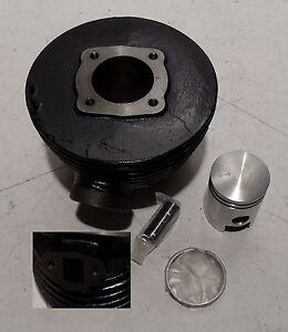 Tuning Zylinder Sachs 50/4 3 LKH  Motor 50ccm  Hercules Lastboy R50 S Roller NEU