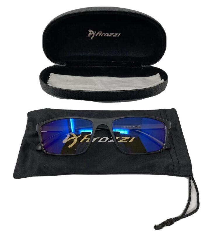 Arozzi VX200 Visione Gaming Eyewear Black Glasses