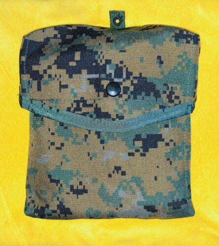 USMC MARPAT SAW 200 Ammo pouch Woodland Digital ALICE clips Brand new