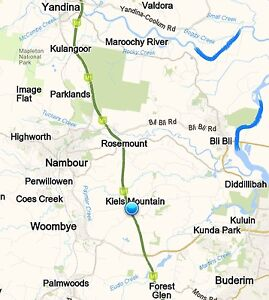 Acreage paddock land Woombye Maroochydore Area Preview