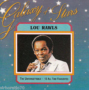 LOU-RAWLS-All-Time-Favourites-OZ-CD-New