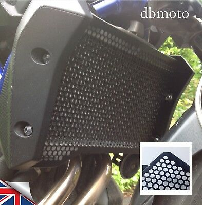 <em>YAMAHA</em> MT 07 RADIATOR GUARD FZ 07 RAD COVERGRILLE 2014 2015 2016 2017