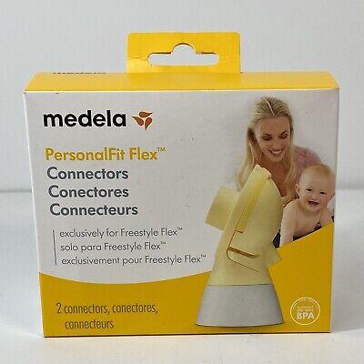 Medela PersonalFit Flex Connectors 2 Freestyle Flex - NEW IN BOX