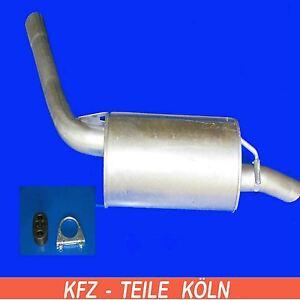 FORD-SIERRA-2-0-Silenciador-posterior