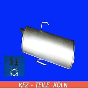 Citroen-Saxo-PEUGEOT-106-II-1-1-1-4-Silenciador-Silenciador-Escape