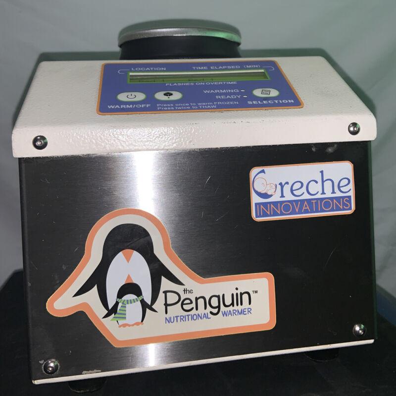 Creche Penguin Nutritional Breastmilk Milk Warmer