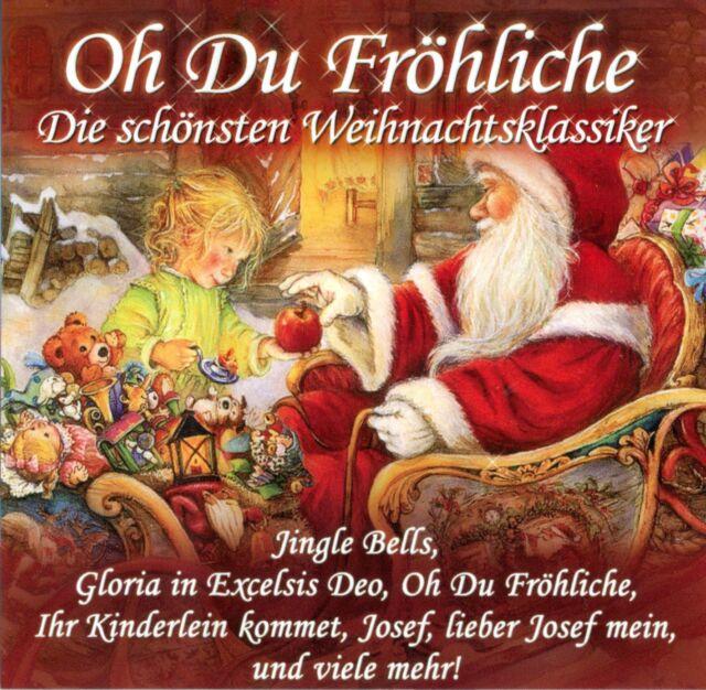 CD Oh Du Fröhliche von Various Artists