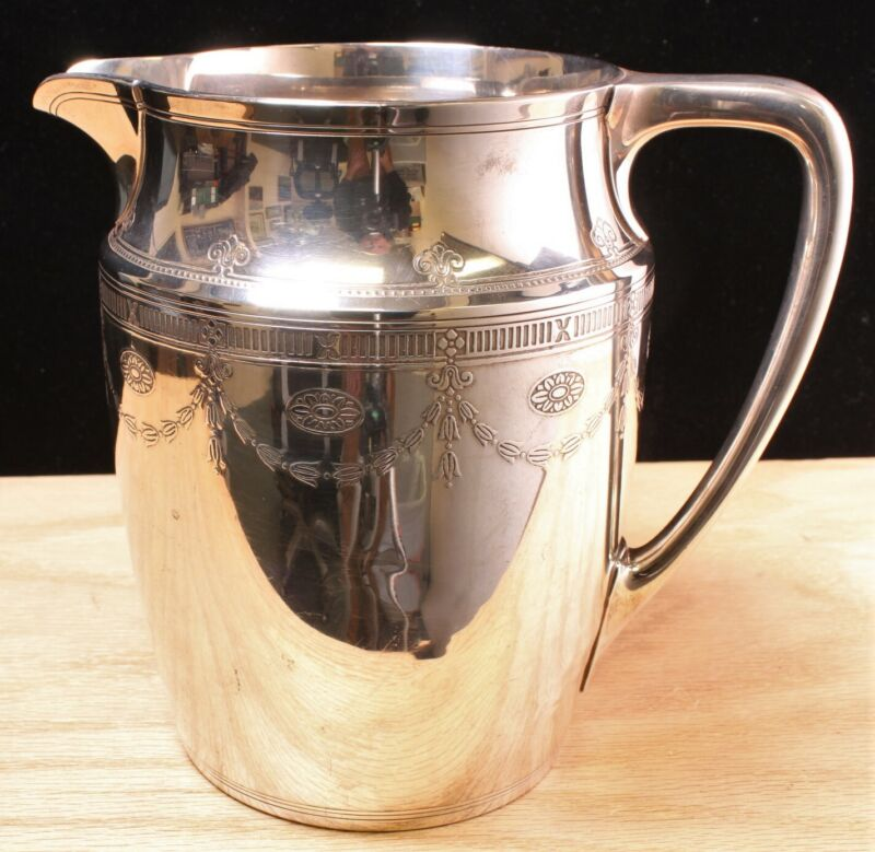 Tiffany and Company Vintage Sterling Silver 4 ¼ Pint Pitcher Jug 1031DHDD-1