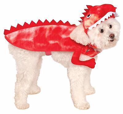 Rubie's Raptor Dinosaur Pet Costume, - Pet Raptor Kostüme