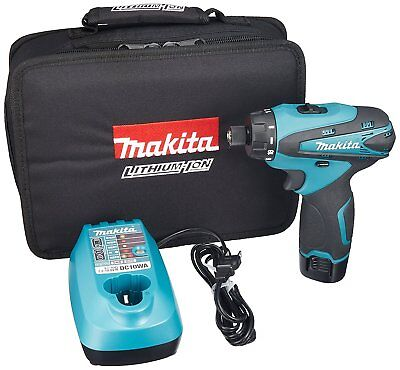 Makit Electric Drill Battery Rechargeable Driver Drill 110.8v Df030dz Battery Se