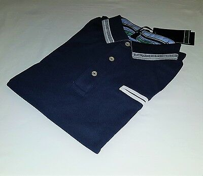 MENS TOMMY HILFIGER GOLF PIQUE POLO SHIRT - RRP £74.99 - SALE 20% OFF