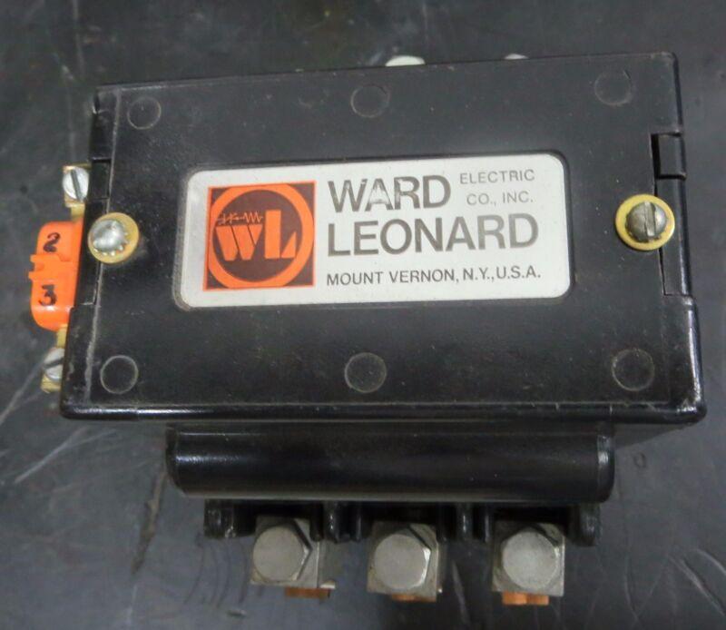 Ward Leonard 5013A3951-41 Contactor Size 3  3 Phase