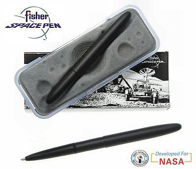 Fisher Space Pen #400B / Classic Matte Black Bullet Pen