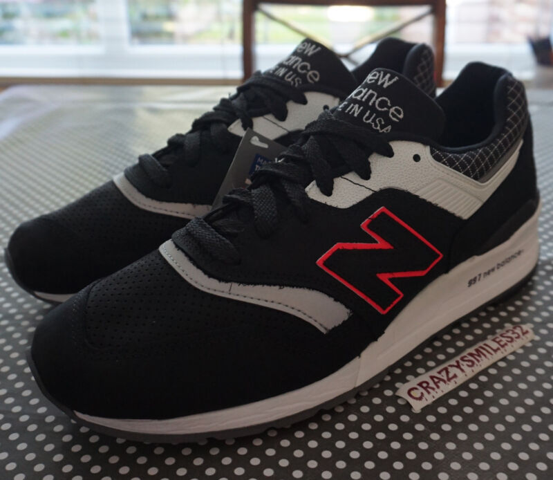 New Balance M 997 CR UK 9 Color Spectrum 576 998 1500 Made in the USA M997CR