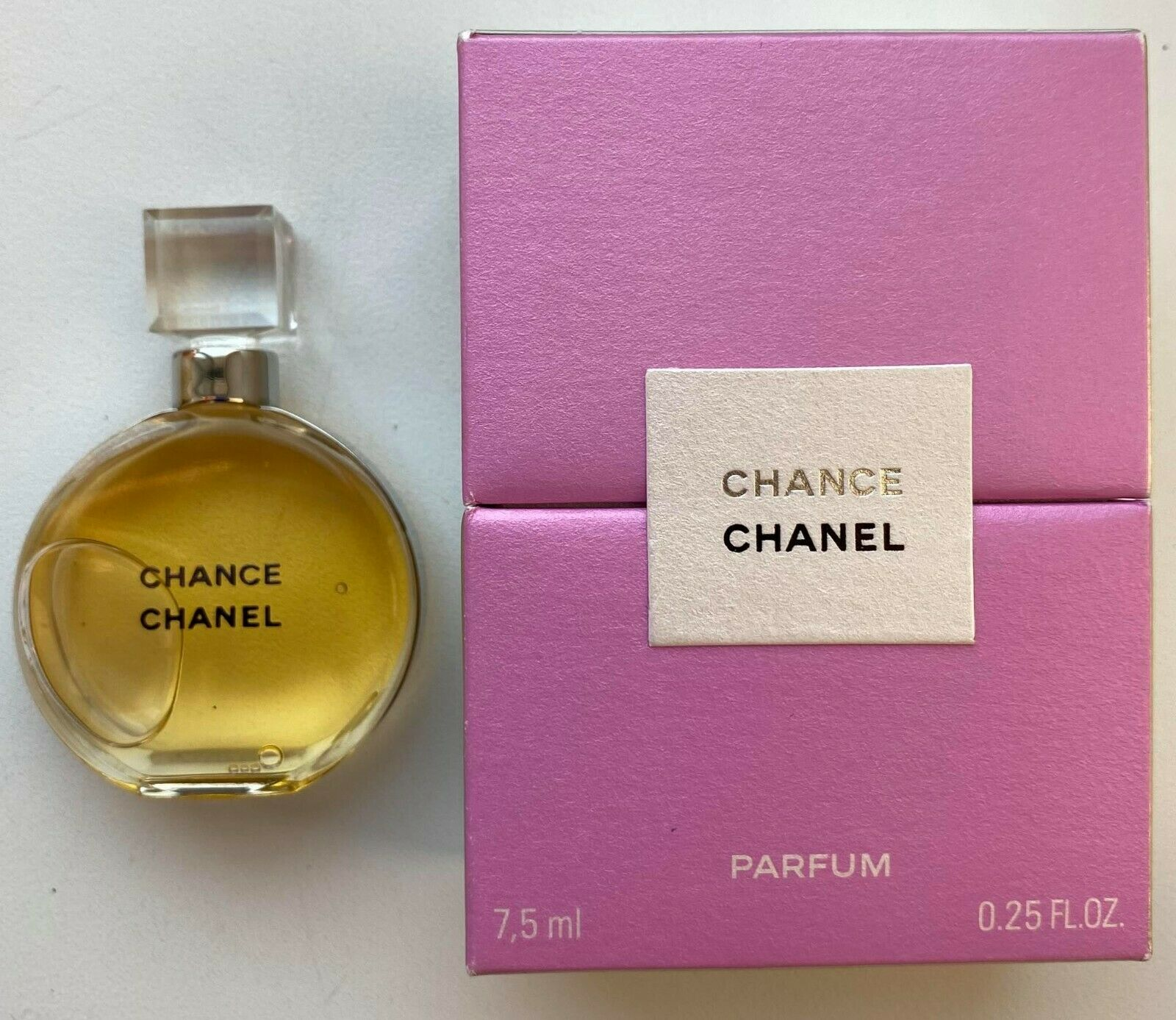 CHANEL CHANCE PARFUM 75 ml 0.25 fl oz