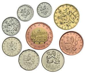 1 euro tschechische kronen