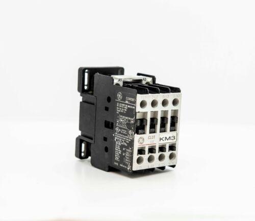 General Electric CL01 10E Contactor