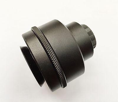 0.5x C-mount F Olympus Microscope Camera Adapter Bx41 Mx 51 Cx3141 Bx43 Bx51