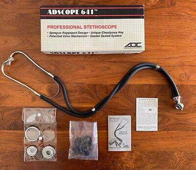 Adc Adscope 641 Professional Sprague Stethoscope