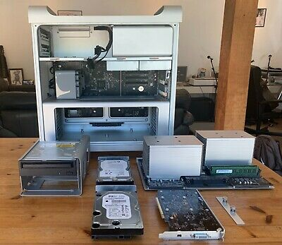 Mac Pro 2009 4,1 8-Core 8GB RAM 2x HDD Drives