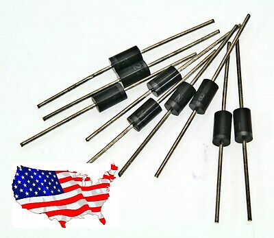 1n5822 5 Pcs Schottky Diodes Rectifiers - From Usa