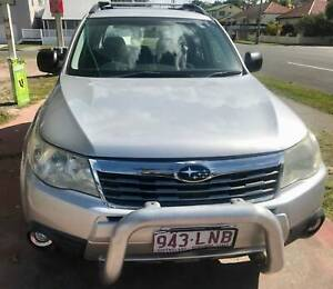 2009 SUBARU FORESTER X MY09 AUTOMATIC SILVER STOCK #1915 Lota Brisbane South East Preview