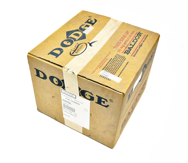 NEW DODGE 30S20L TIGEAR-2 GEAR REDUCER 20:1 RATIO