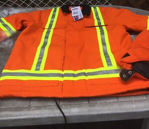 Men's safety jacket