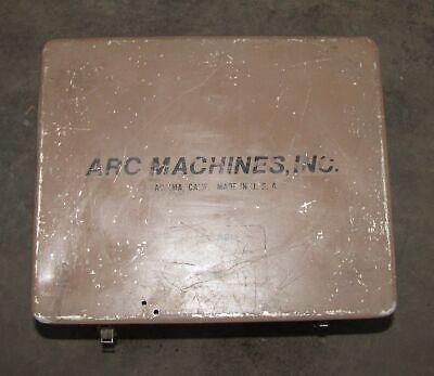 Arc Machines Model 107-4a Orbital Tube Welder W 107-cw 2756